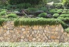 Byng Retaining walls 1