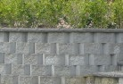 Byng Retaining walls 8